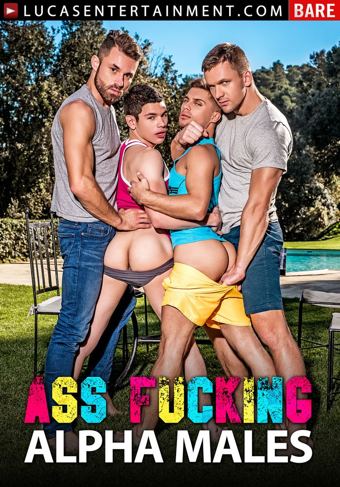 [Gay] Ass-Fucking Alpha Males