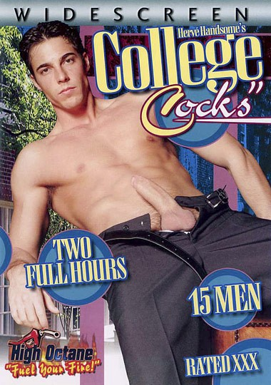 [Gay] College Cocks 1