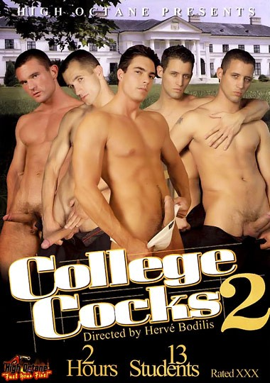 [Gay] College Cocks 2