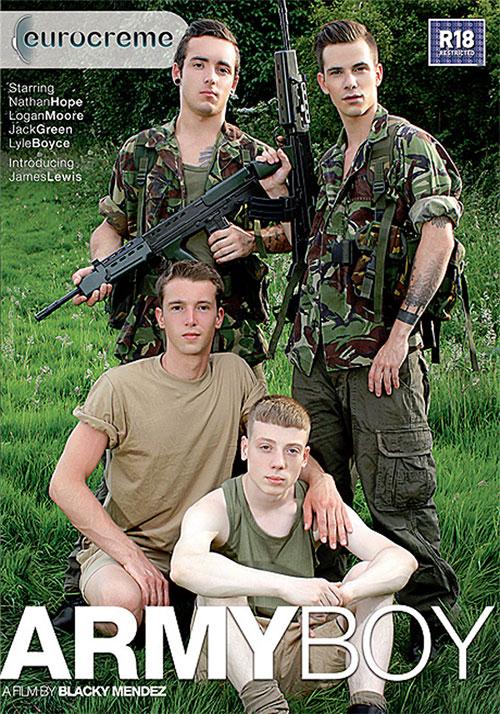 [Gay] ArmyBoy